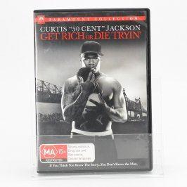 DVD Get Rich Or Die Tryin´