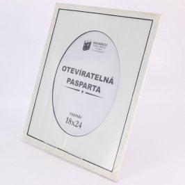 Otevíratelná pasparta Knihařství Z. Málkové