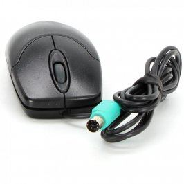 Laserová myš kabelová PS/2