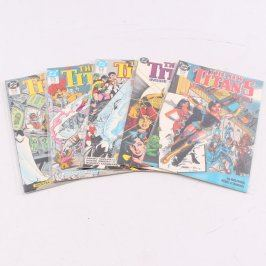 Sada komiks The New Titans