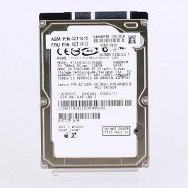 Pevný disk Hitachi HTS541612J9SA00 120 GB