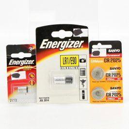 Sada baterií Energizer+Sayno LR1,A11,CR2025
