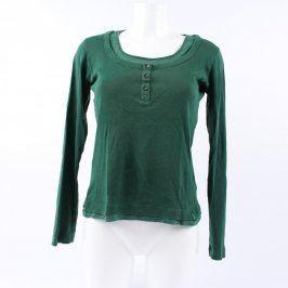 Dámské triko Mexx odstín zelené
