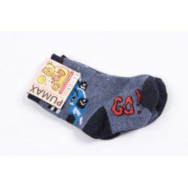 Dětské ponožky Pumax s autem