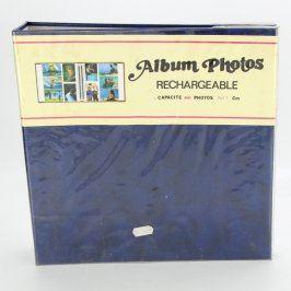 Fotoalbum na 400 fotografií vyměňovací