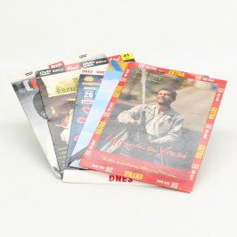 Mix BluRay, DVD a VHS 132863