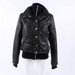 Dámská bunda Refree odstín černé