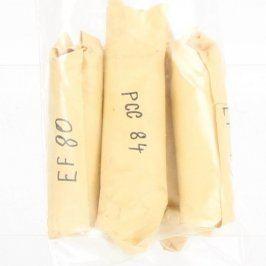 Elektronky EF80, PCC84, ECH81