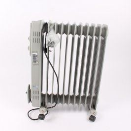Olejový radiátor Concept RO-3111 šedý