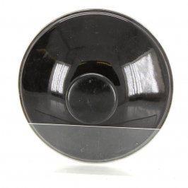 Poklice na hrnec černá 16 x 8 cm