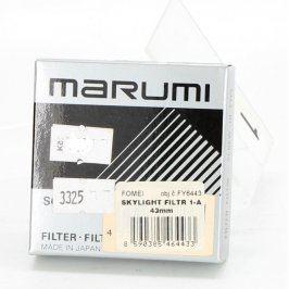 Skylight filtr Marumi 1A 43 mm