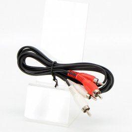 Propojovací kabel 2x cinch/2x cinch 150 cm