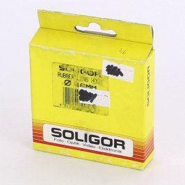 Krytka objektivu Soligor 46 mm gumová