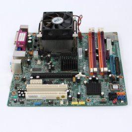 Základní deska NEC 945GCT-NM + C2D 1,86 GHz