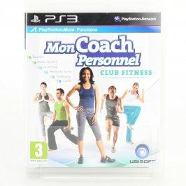 Hra pro PS3 My Fitness Coach Club