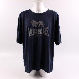 Pánské tričko Lonsdale odstín tmavě modré