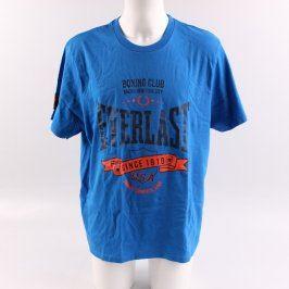 Pánské tričko Everlast odstín modré