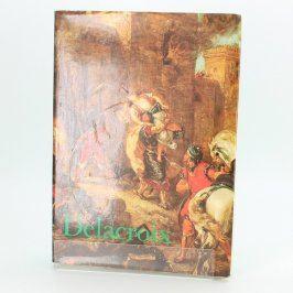 Kniha Eugéne Delacroix