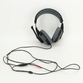 PC Headset Hama 53983 šedivý