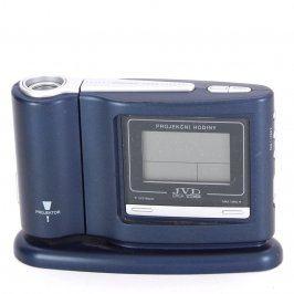Projekční hodiny JVD modré