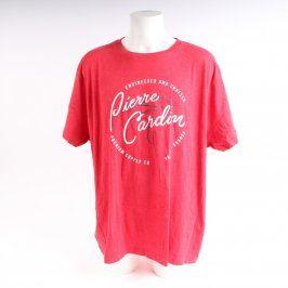 Pánské tričko Pierre Cardin odstín červené