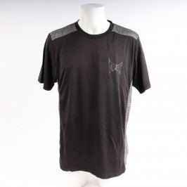 Pánské tričko Tapout černo šedé