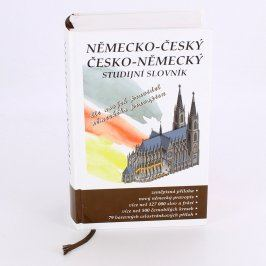 Slovník Německo-český a česko-německý