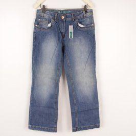 Dámské džíny Falmer odstín modré