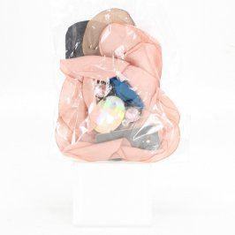 Brož Invuu odstín růžové