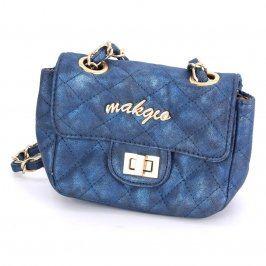 Dámská kabelka Makgio odstín modré