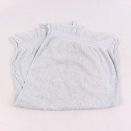 Bavlněný ručník Vossen modrý