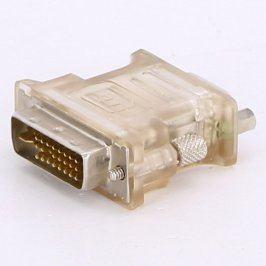 Redukce z VGA/DVI průhledná