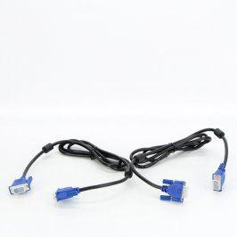 Propojovací kabel VGA 120 cm