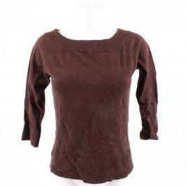 Dámský svetr Vero Moda odstín hnědé