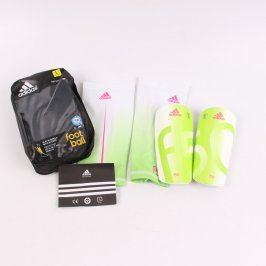 Holenní chrániče Adidas zelené