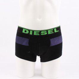 Pánské boxerky Diesel odstín černé