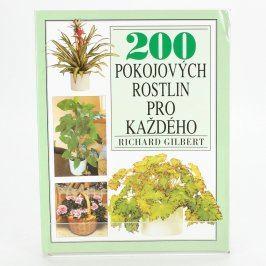 Kniha 200 pokojových rostlin pro každého R.G