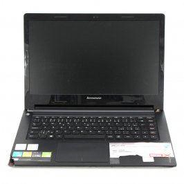 Notebook Lenovo IdeaPad S400 černý