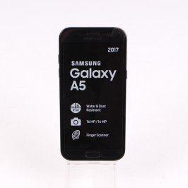 Mobilní telefon Samsung Galaxy A5 2017 černý