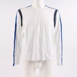 Pánské tričko Armani Exchange odstín bílé