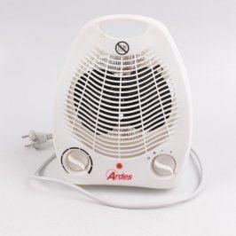 Teplovzdušný ventilátor Ardes