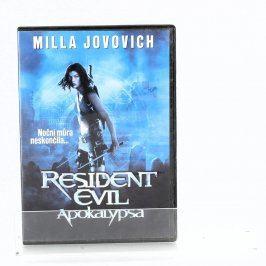 DVD Resident Evil: Apokalypsa