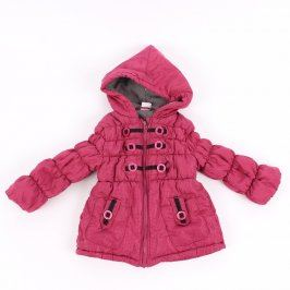 Dětská bunda Dickie růžové barvy