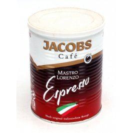 Plechovka na kafe Jacobs Café Espresso