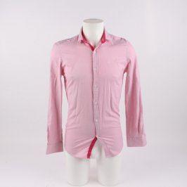 Pánská košile Bandi Vamos odstín růžové