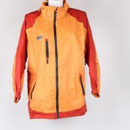 Dámská bunda Alea odstín oranžové