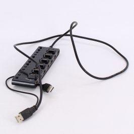 USB 2.0 HUB Media-Tech MT5017 13 portů