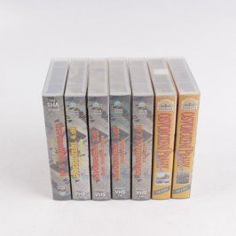 Mix BluRay, DVD a VHS 135928