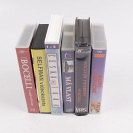 Mix BluRay, DVD a VHS 135933