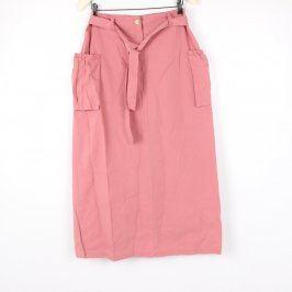 Dámská sukně Carry odstín růžové